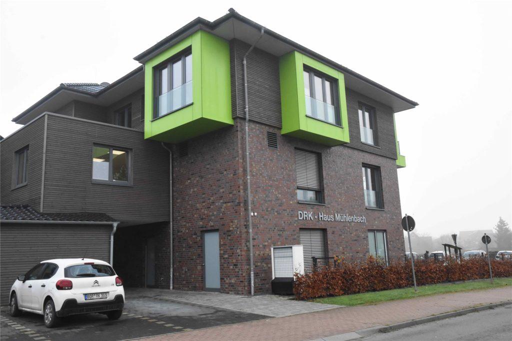 Das Rote Kreuz im Kreis Borken betreut Kinder und Jugendliche in einer intensivpädagogischen Wohngruppe in Legden im Haus Mühlenbach.