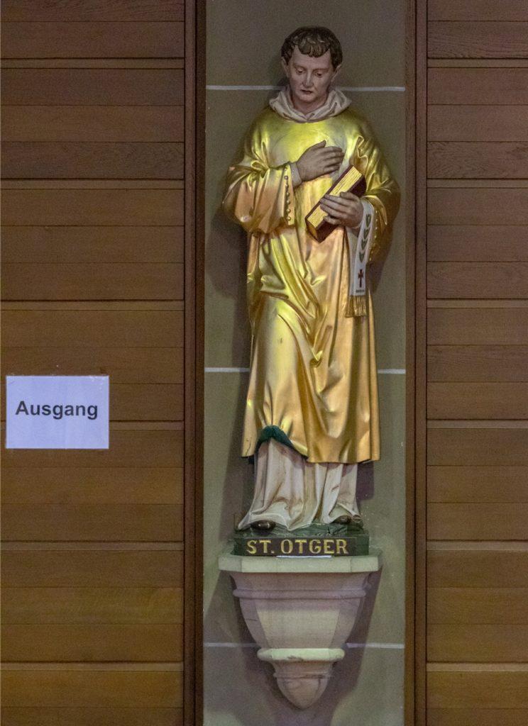Der heilige Otger