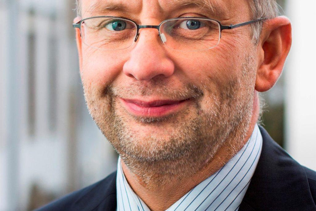 Der Sozialpsychologe Rolf van Dick.