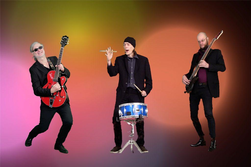 Die eigens gegründete Gala-Band