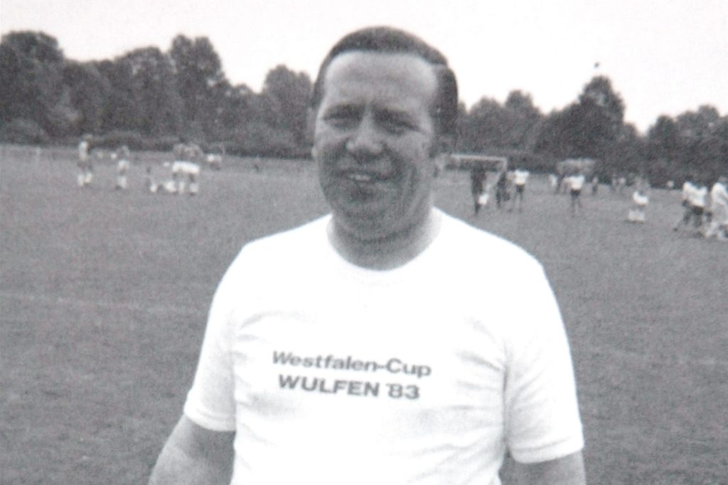 Leo Albers, 1. SC BW Wulfen