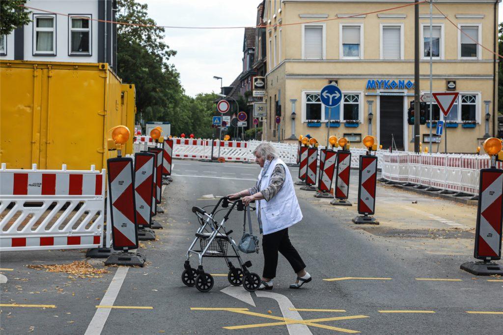 An der Kiefernstraße wurden im Sommer giftige Substanzen entdeckt.