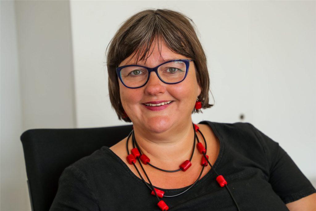 BBG-Schulleiterin Sabine Schmidt-Strehlau hat gleich drei Schlagzeilen-Wünsche eingereicht.