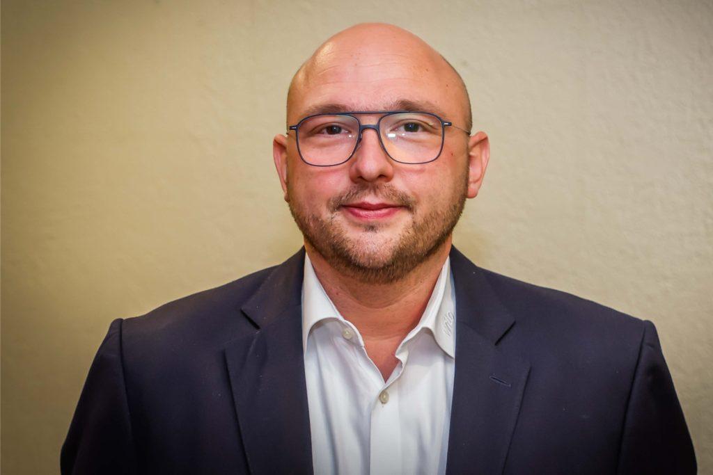 Andreas Flur ist Leiter des Löschzugs Bodelschwingh und Sprecher der Freiwilligen Feuerwehren in Dortmund.