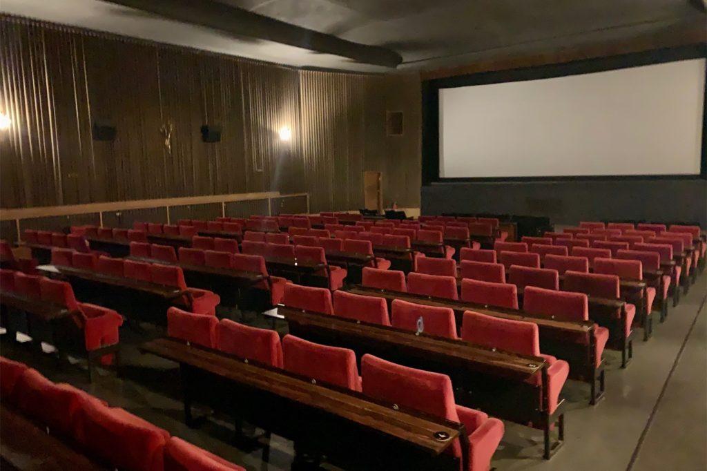 Seit 1954 existiert das Kino in Aplerbeck. Trotz modernster Technik versprüht es noch den Charme großer Kino-Zeiten.