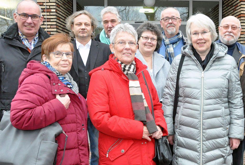 Auch im Jahr 2017 bekamen Vertreter von Dorstener Vereinen und Verbänden Geld von der Rive-Stiftung.