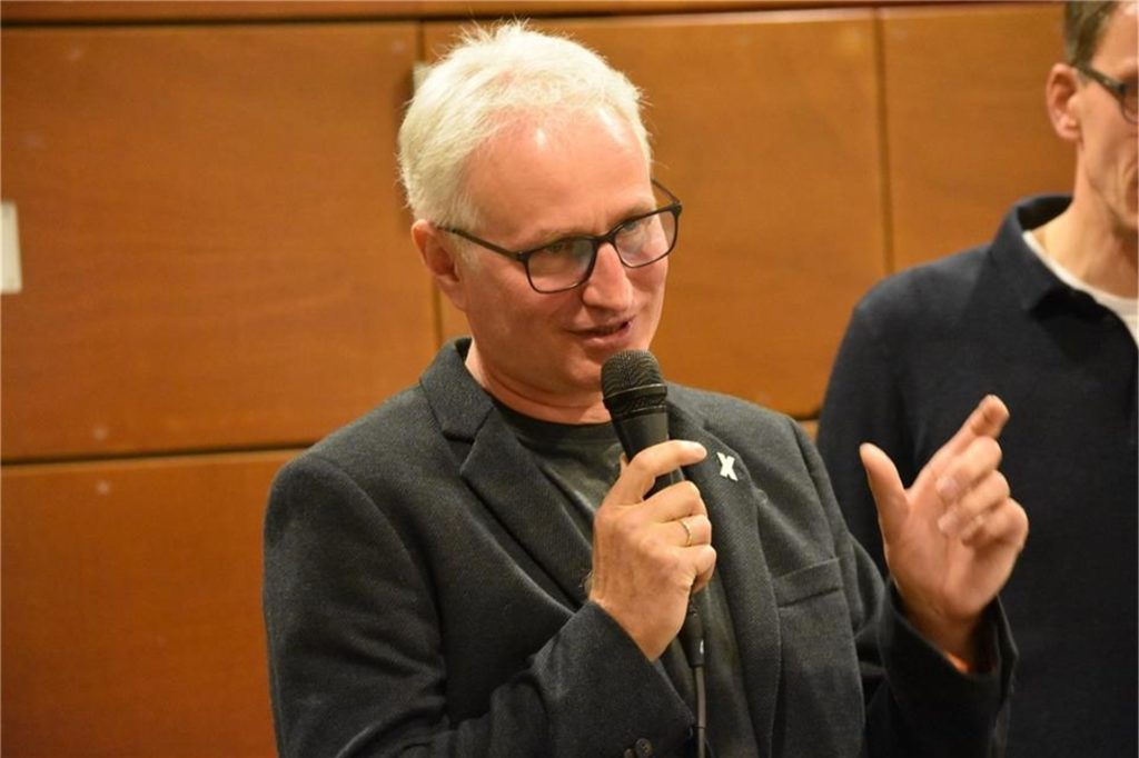 Martin Schmitz aus Rhede ist Sprecher einer der Selbsthilfegruppen. Sie haben die Zusammenarbeit mit dem Bistum Münster aufgekündigt.