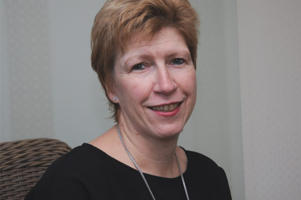Gabi Uppenkamp, Vorsitzende der CDU Legden.