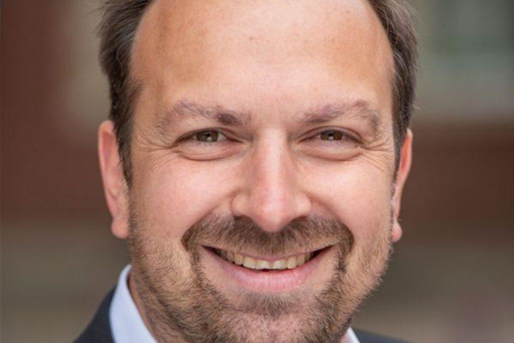 Dr. Markus Könning, CDU-Fraktionsvorsitzender in Stadtlohn, blickt gespannt und mit Sorge auf die kurzfristige Entwicklung in den USA.