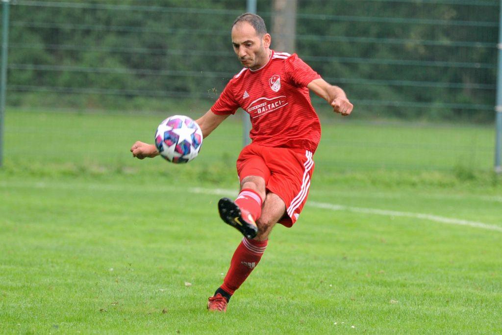 Serkan Dayan bleibt auch über die laufende Saison hinaus Spielertrainer beim TSV Ahaus.