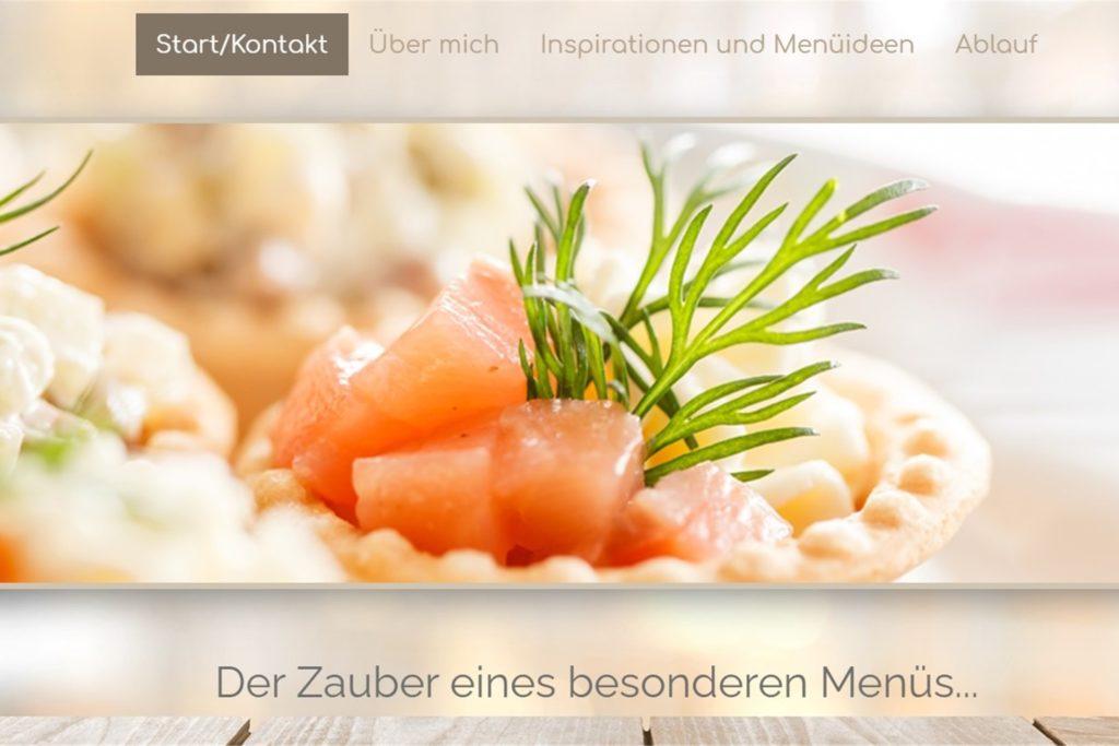 Sebastian Nickel hat für seine Dienste auch eine eigene Website kreiert