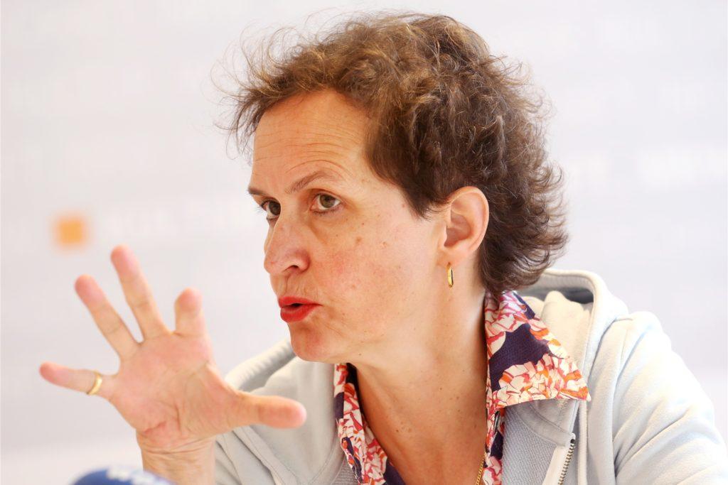 Barbara Frey soll im Sommer ihre dreijährige Intendanz als Chefin der Ruhrtriennale antreten.