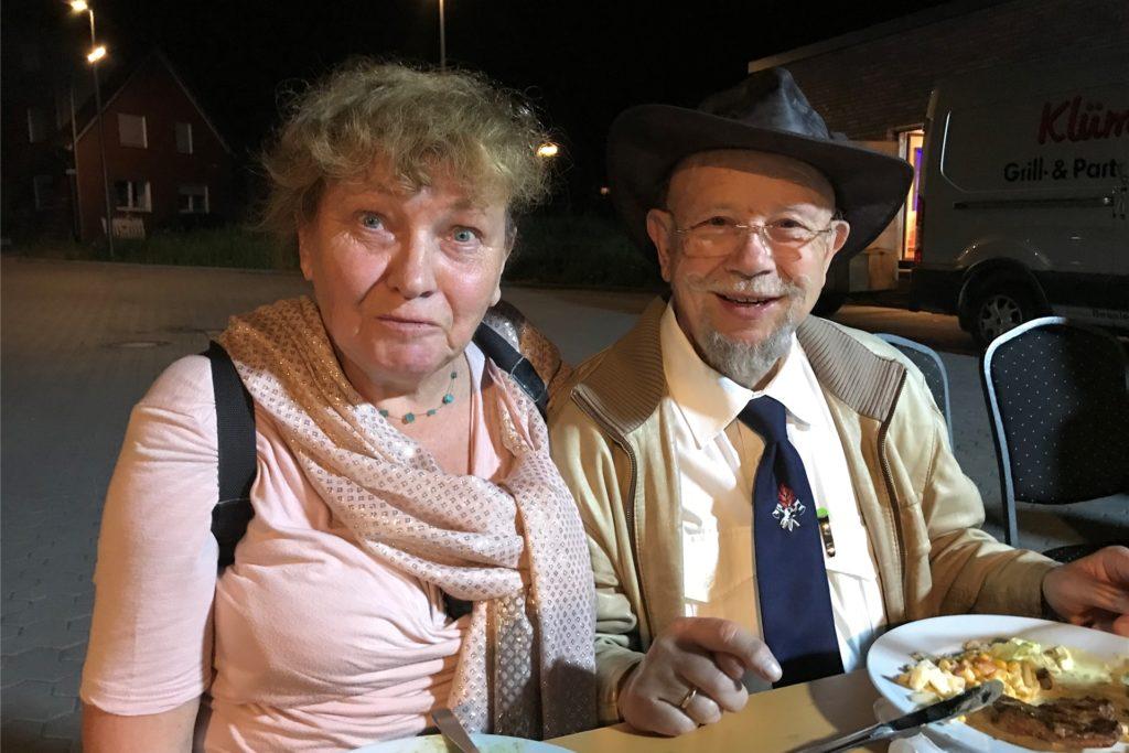 Ludwig und Anita Kuckuck sind seit fast 52 Jahren ein Ehepaar.