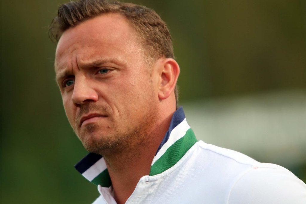 Der Nordkirchener Patrick Linnemann ist Trainer des Kamener A-Ligisten SuS Kaiserau II.