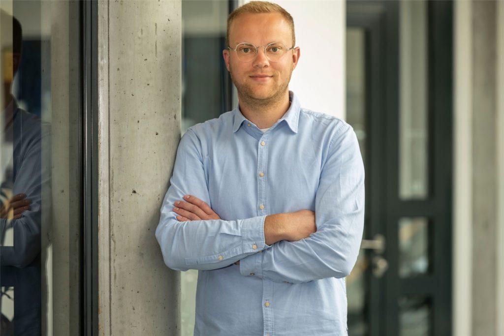 Thomas Rathmer, Fraktionsvorsitzender CDU Südlohn-Oeding