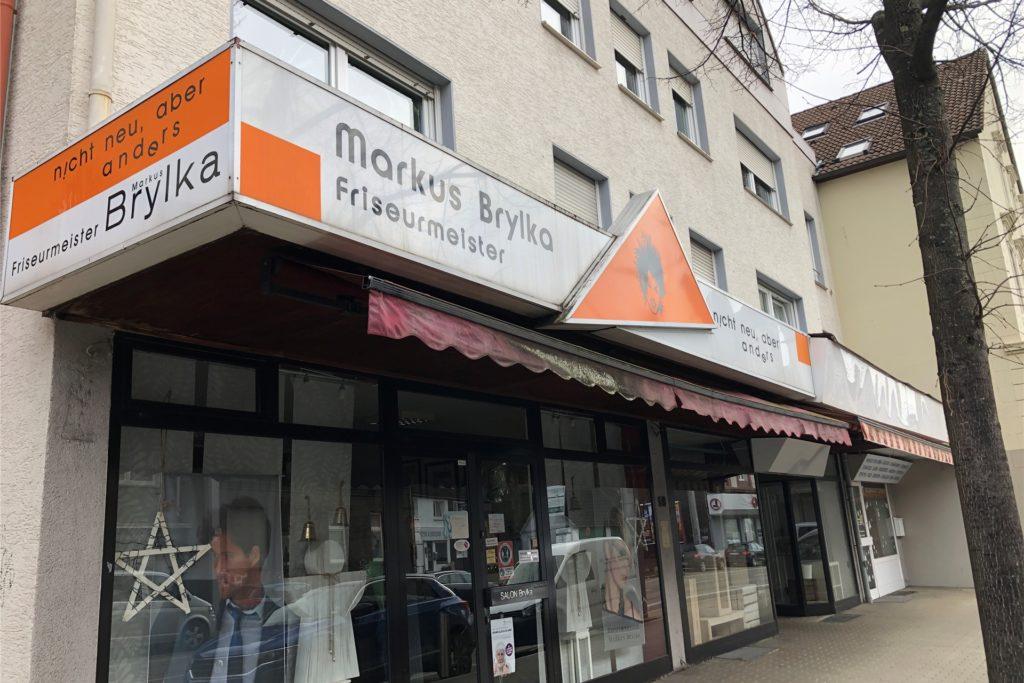 Der Salon von Friseurmeister Brylka gehört zu den ältesten Geschäften im Ortskern von Asseln