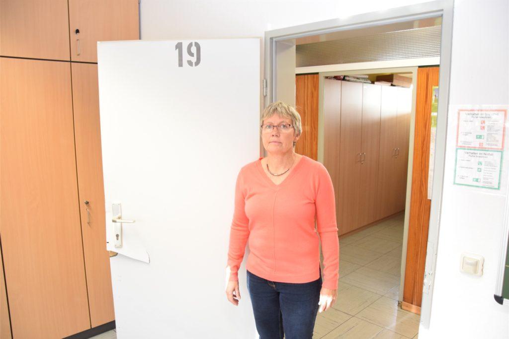 Karin Gaudigs leitete die Grundschule Alter Garten fünfeinhalb Jahre kommissarisch. Nun ist sie auch offiziell Rektorin in Henrichenburg.