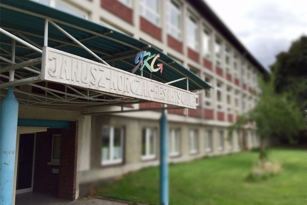 In die Räume der ehemaligen Janusz-Korczak-Gesamtschule soll die Neue Gesamtschule Ickern ziehen.