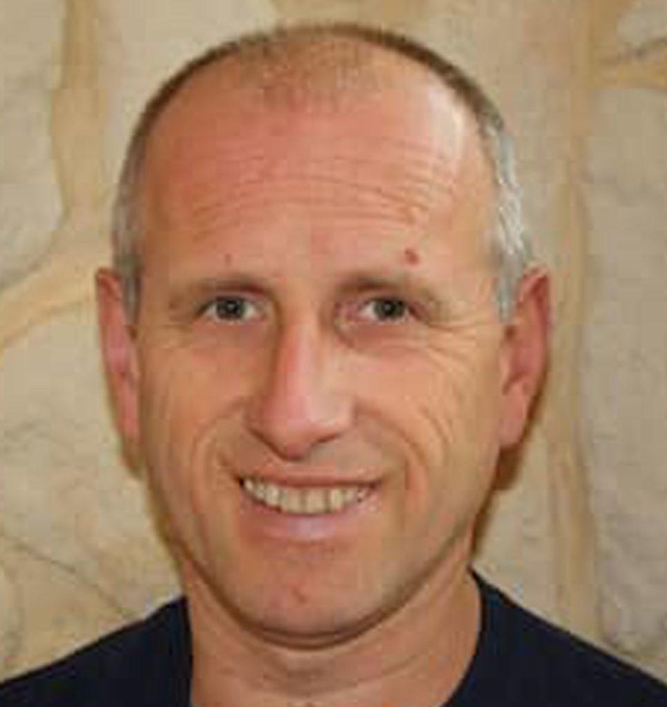 Andreas Konietzka betreibt einen Pflegedienst in Haltern.