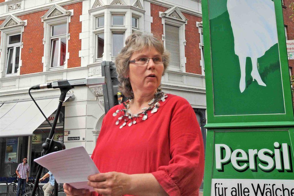 Carola Deinhart-Auferoth appelliert an alle Bürger, sich an die Corona-Regeln zu halten. Nur dann, so die Hotelbetreiberin, käme man schnell aus der Krise heraus.