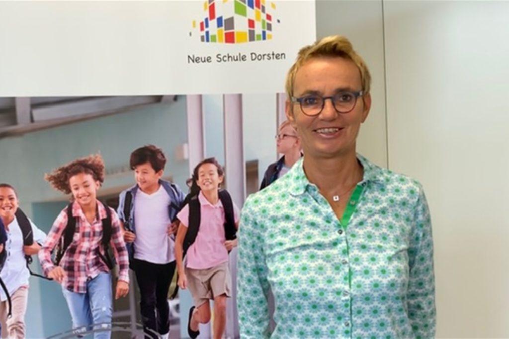 Susanne Bender ist Schulleiterin der Neuen Schule.