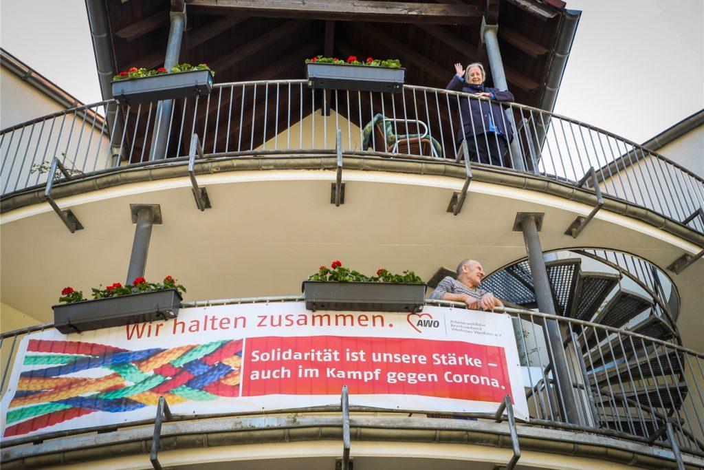 50 Bewohner des Awo-Altenheims in Kirchlinde haben sich mit dem Coronavirus infiziert.