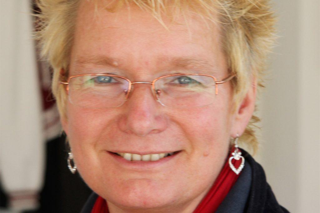 Susanne Amft ist Leiterin des Evangelischen Kindergartens in Berghofen.
