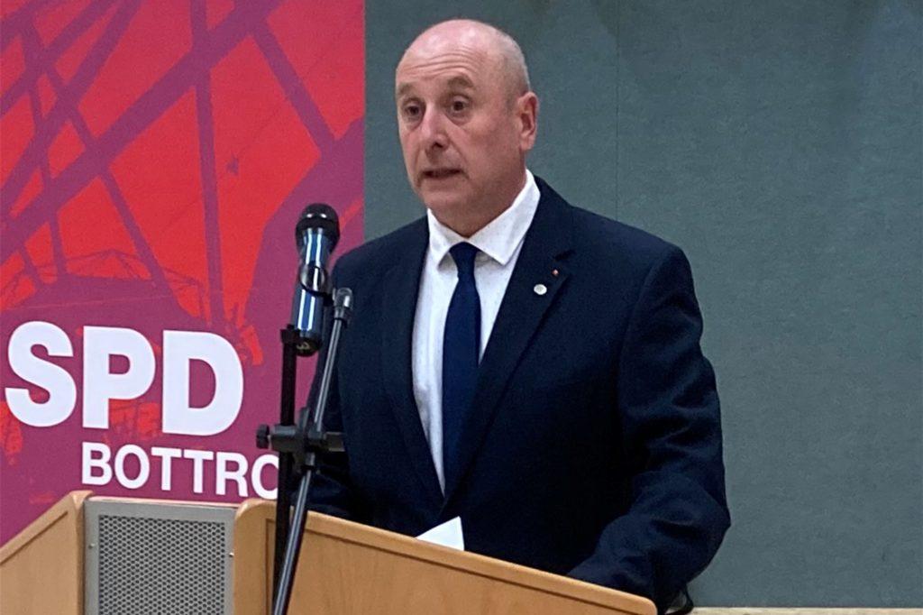 SPD-Wahlkreisdelegiertenkonferenz Dieter-Renz-Halle Bottrop