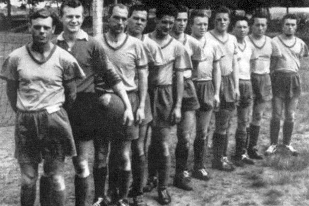 1. SC BW Wulfen, Meistermannschaft 1960