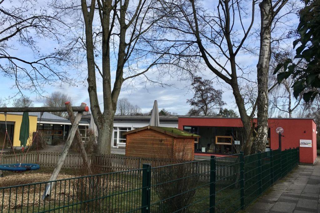 Die katholische Kita Heilig Geist/Familienzentrum Wellinghofen konnte zuletzt nicht alle Kinder mit Bedarf unterbringen.