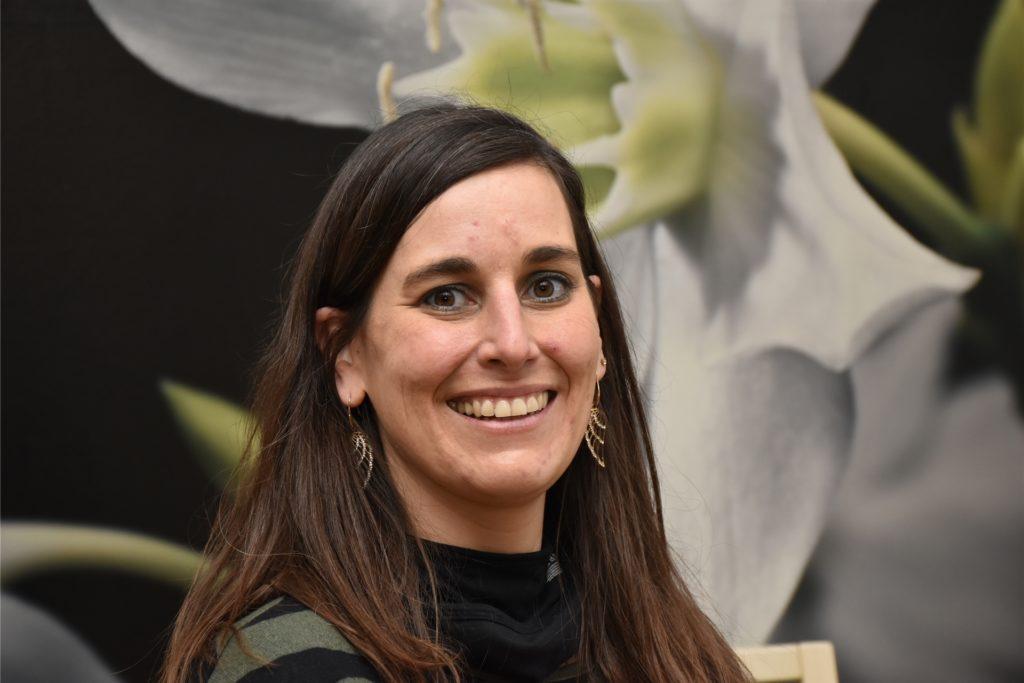 Julia Laurenz, Einrichtungsleiterin des Schwester-Godoleva-Hauses in Heek.