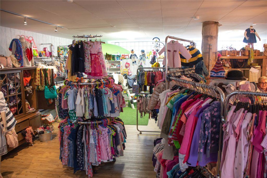 Eigentlich hätte die Used Boutique im Februar 2021 eröffnen sollen. Der verlängerte Lockdown macht diesem Plan aber einen Strich durch die Rechnung. Das Geschäft führt Second-Hand-Mode für Damen und Kinder.
