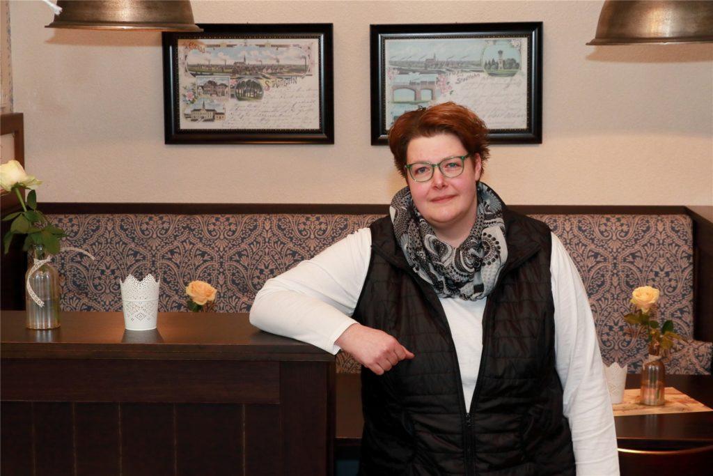 Sandra Blickmann ist die Geschäftsführerin des Eichenhofs. Sie hofft, dass bald wieder Gäste einkehren können.