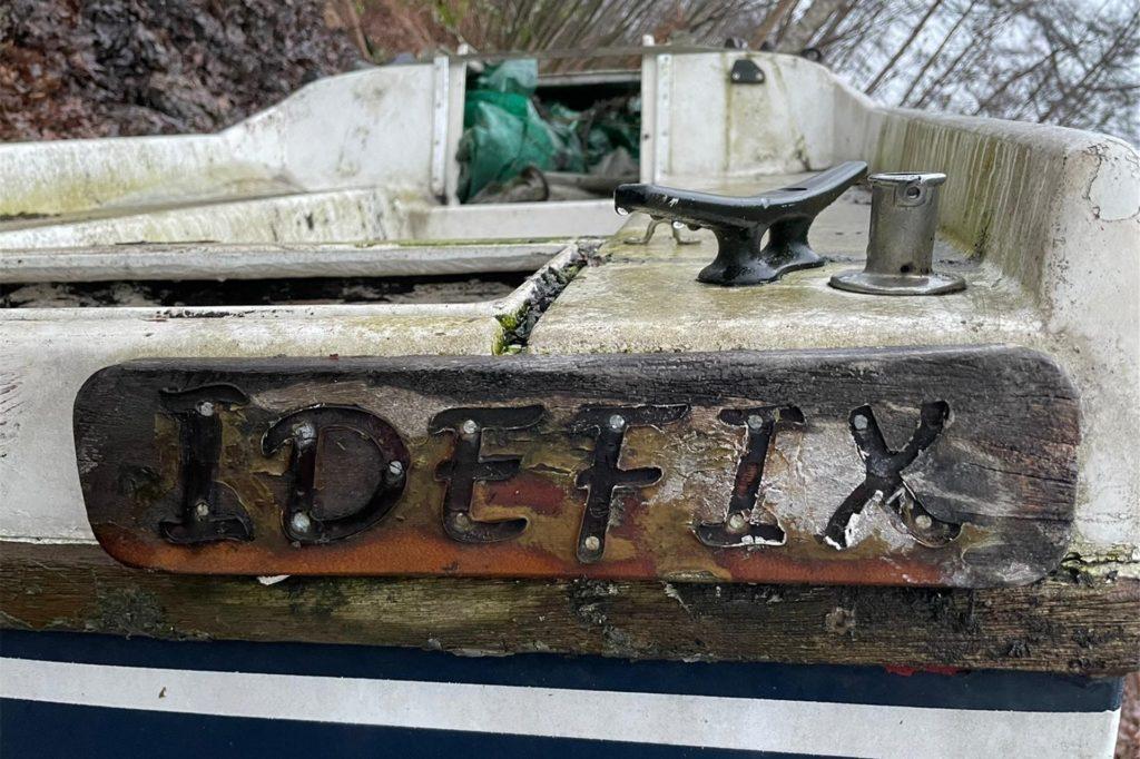 """Das Boot """"Idefix"""