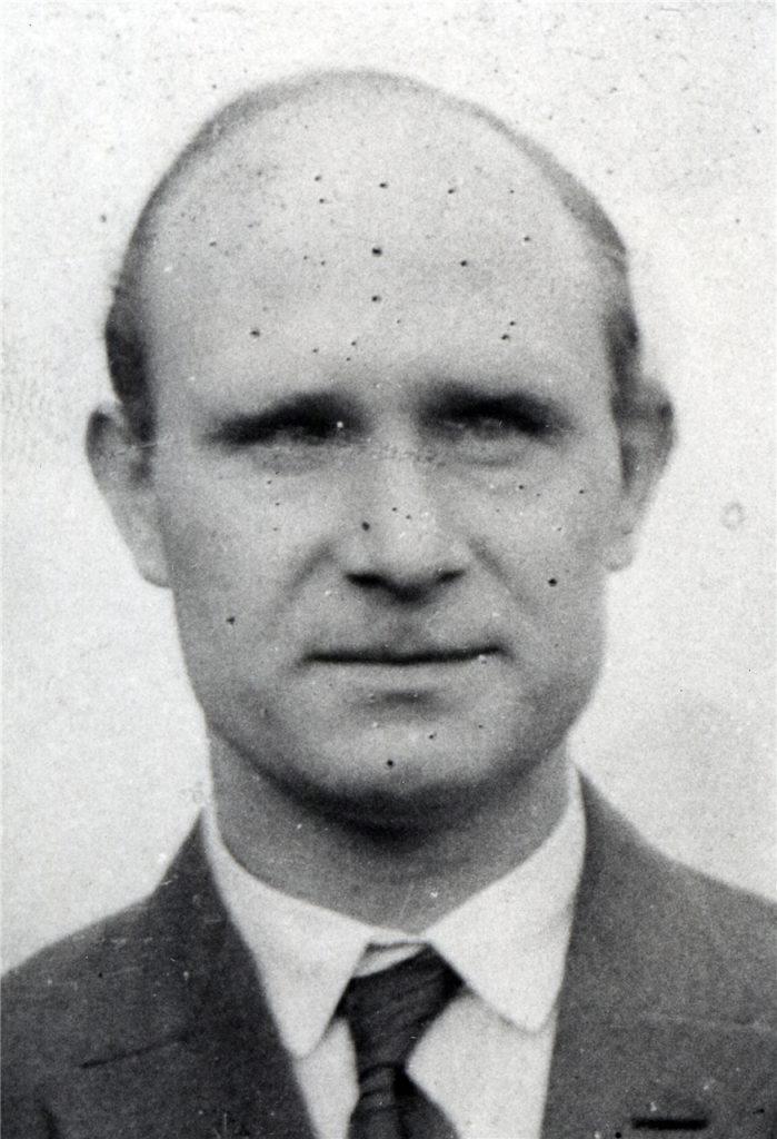 Widerstandskämpfer Heinrich Bußmann ist Namensgeber des Preises, für den jetzt wieder Kandidaten gesucht werden.