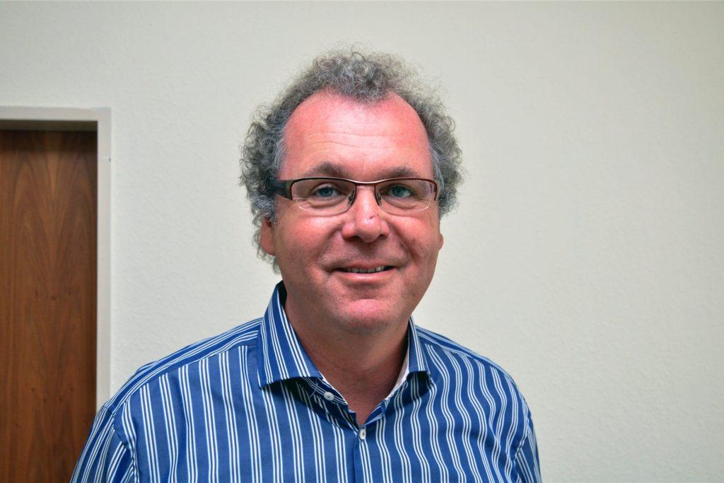 Pastor Winfried Grohsmann vom Pastoralverbund Castrop-Rauxel-Süd.
