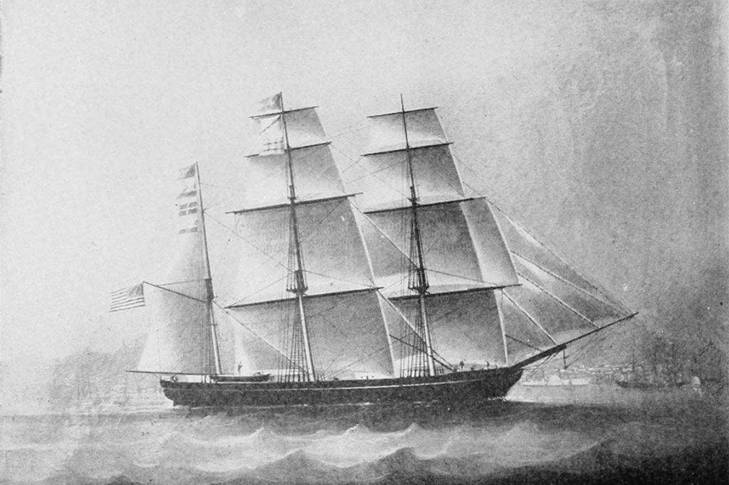 1845 wanderte die Familie Rolwing aus Stadtlohn-Hengeler in die USA aus. Sieben Wochen dauerte die Atlantiküberfahrt von Antwerpen nach New York für auf dem Segelschiff Albers.