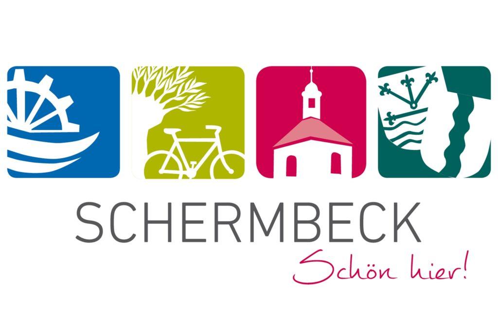 Das ist das neue Logo der Gemeinde Schermbeck. Angefertigt wurde es von Simone Köllmann.