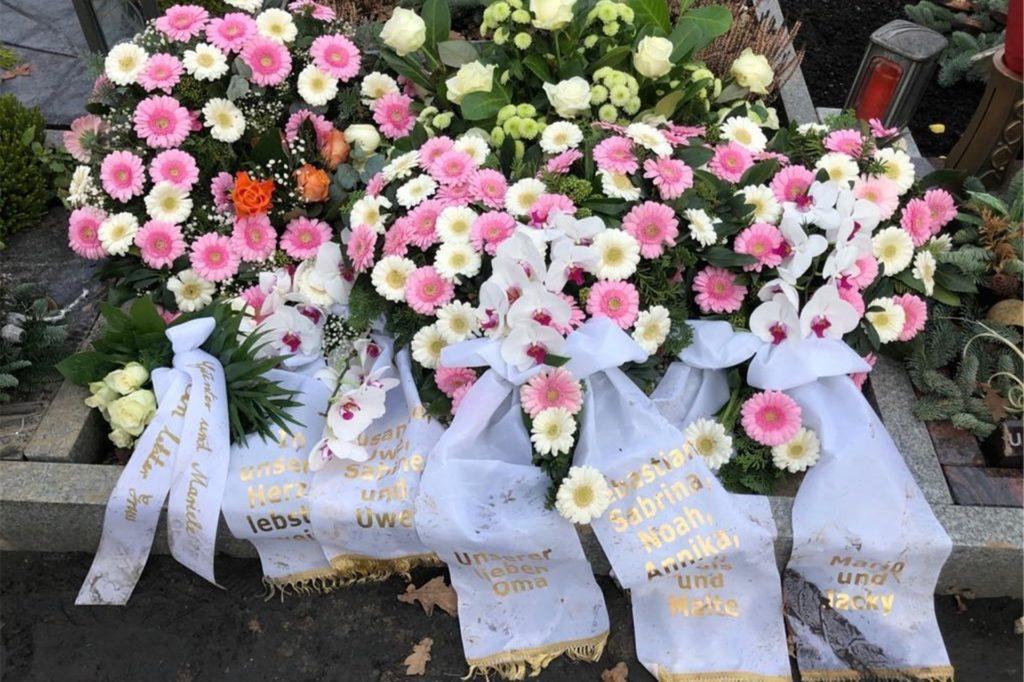 Mindestens 350 Menschen im Kreis Unna sind an oder mit dem Coronavirus gestorben, mindestens 23 davon in Kamen. Marlis Hupe ist auf dem evangelischen Friedhof in Methler begraben.