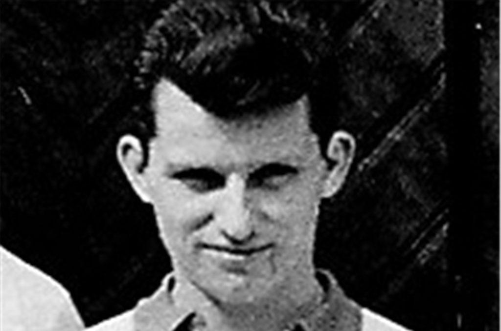Vitus Theil spielte lange für den BV Selm.