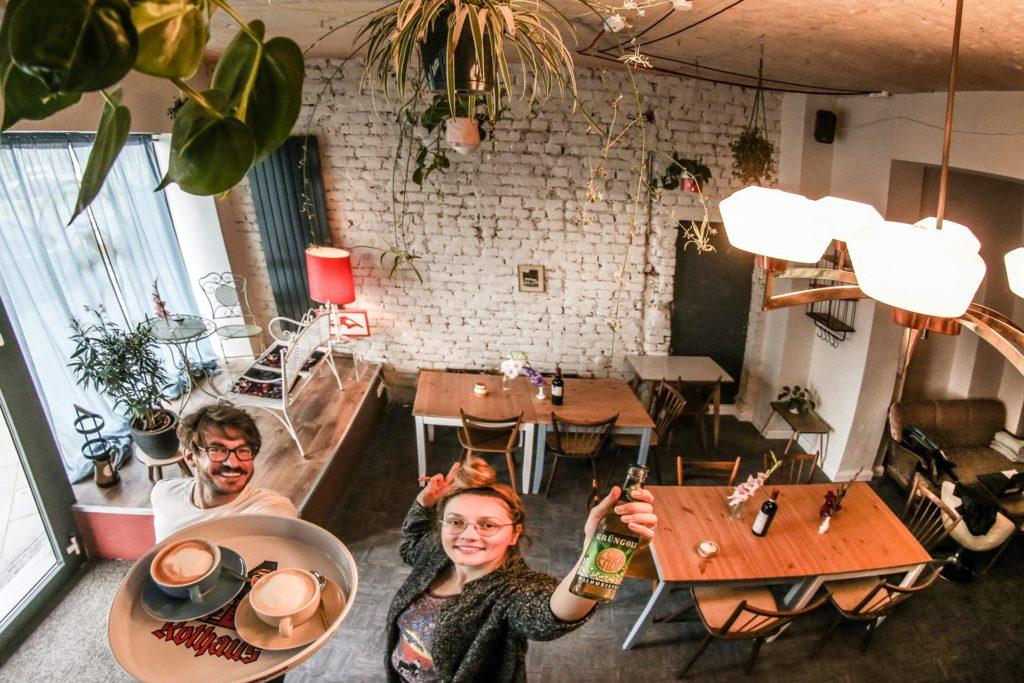 Das Labsal wurde erst kürzlich zum besten Take-away-Restaurant in NRW gekürt.