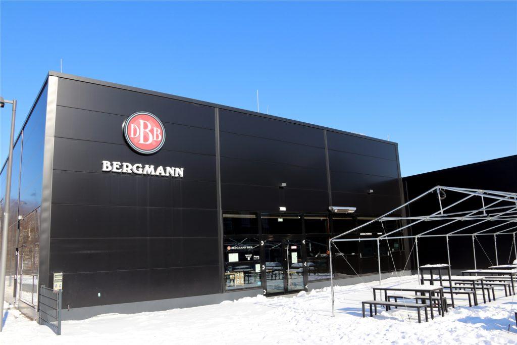 Die Stehbierhalle der Bergmann-Brauerei bleibt momentan geschlossen und teilt somit das Schicksal der gastronomischen Betriebe.