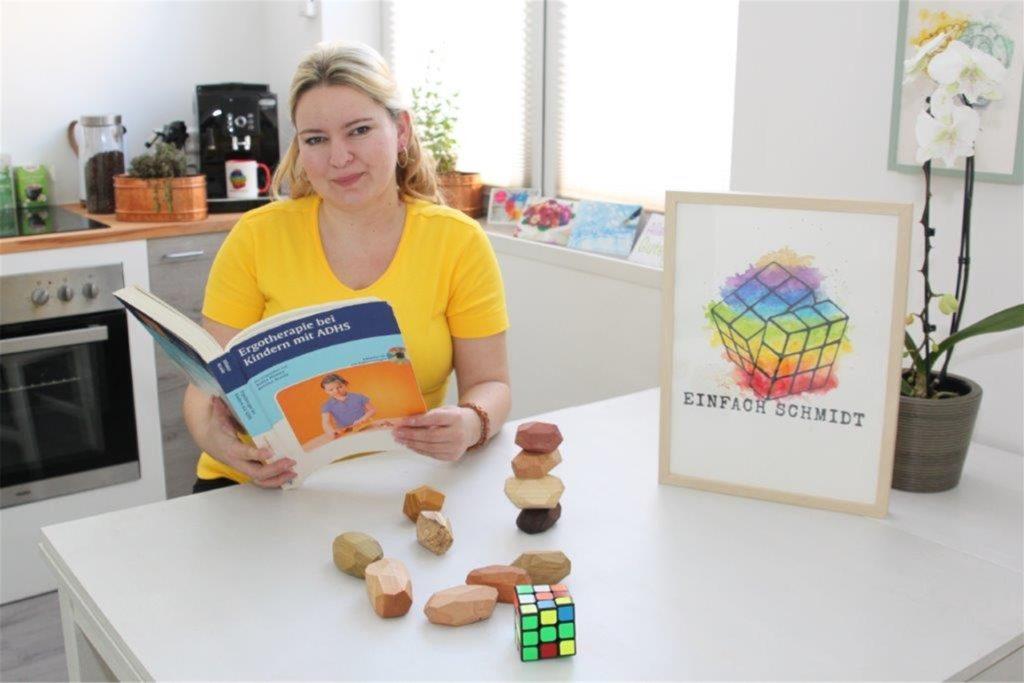 Magdalene Schmidt arbeitete schon früher als Ergotherapeutin in Lünen. Von 2011 bis 2017 in der Klinik am Park in Brambauer.
