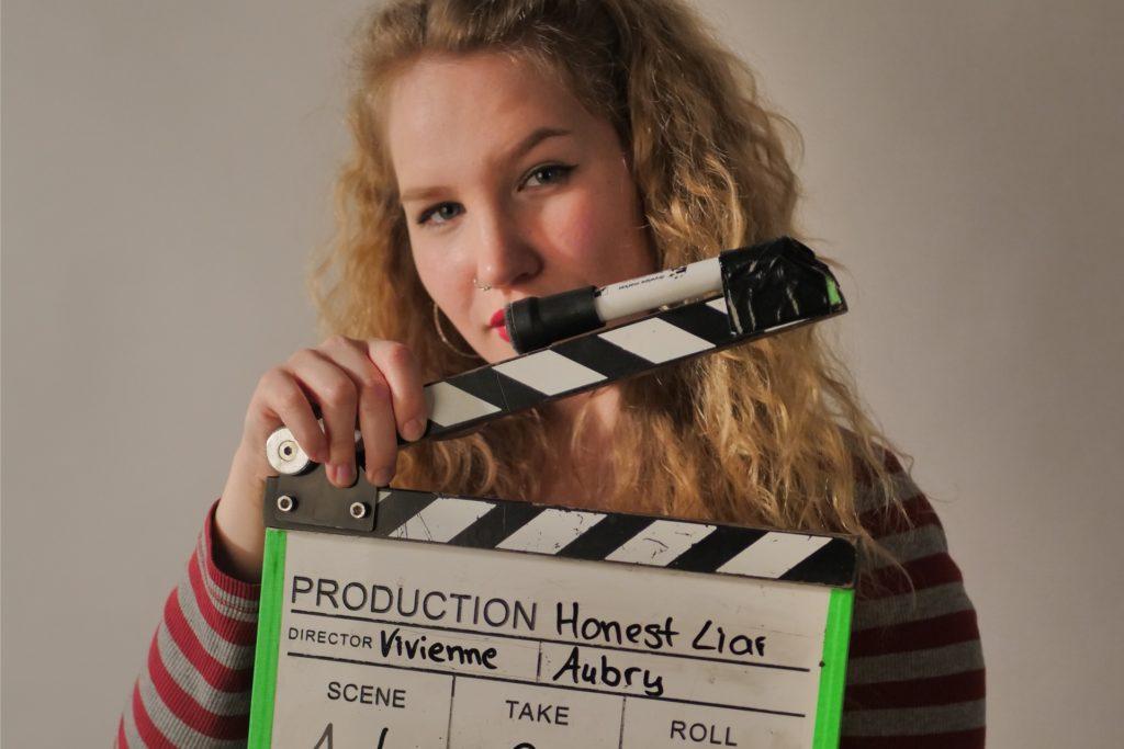 Vivienne Aubry ist Studentin an der Ruhrakademie.