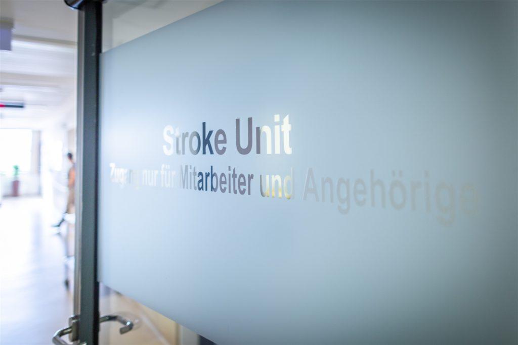 Seit zehn Jahren hilft die Stroke Unit Schlaganfallpatienten im Kreisgebiet.