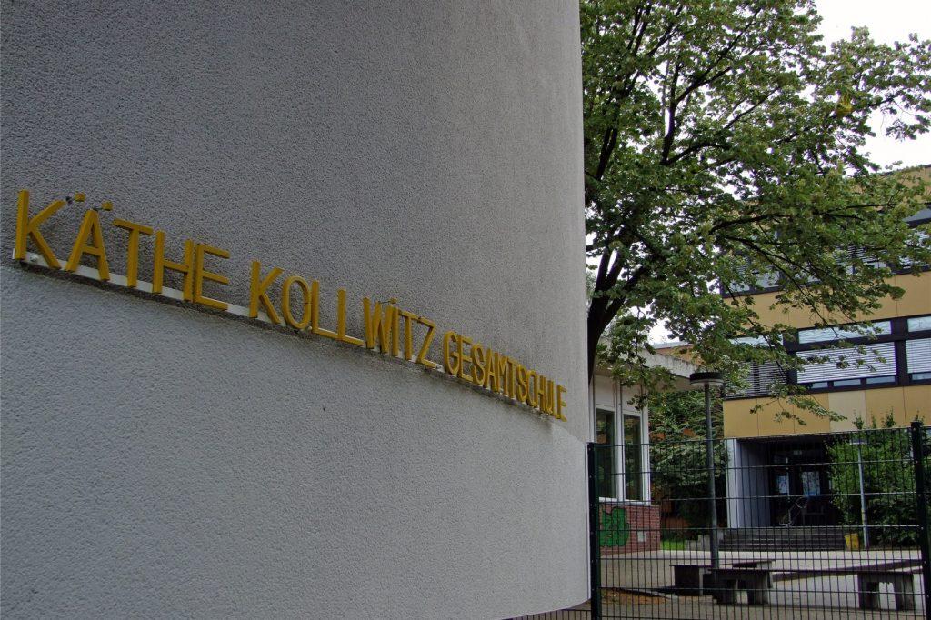 An der Käthe-Kollwitz-Gesamtschule wurden diesmal weniger Kinder angemeldet als im Vorjahr.