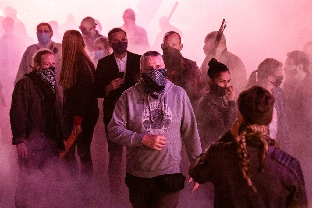 Eskalation in Dortmund: Nach einer Kundgebung geraten Rechtsradikale mit Gegendemonstranten aneinander. Wie Dortmund im TV-Tatort dargestellt wird, ist für Ludger Burmann unverständlich.