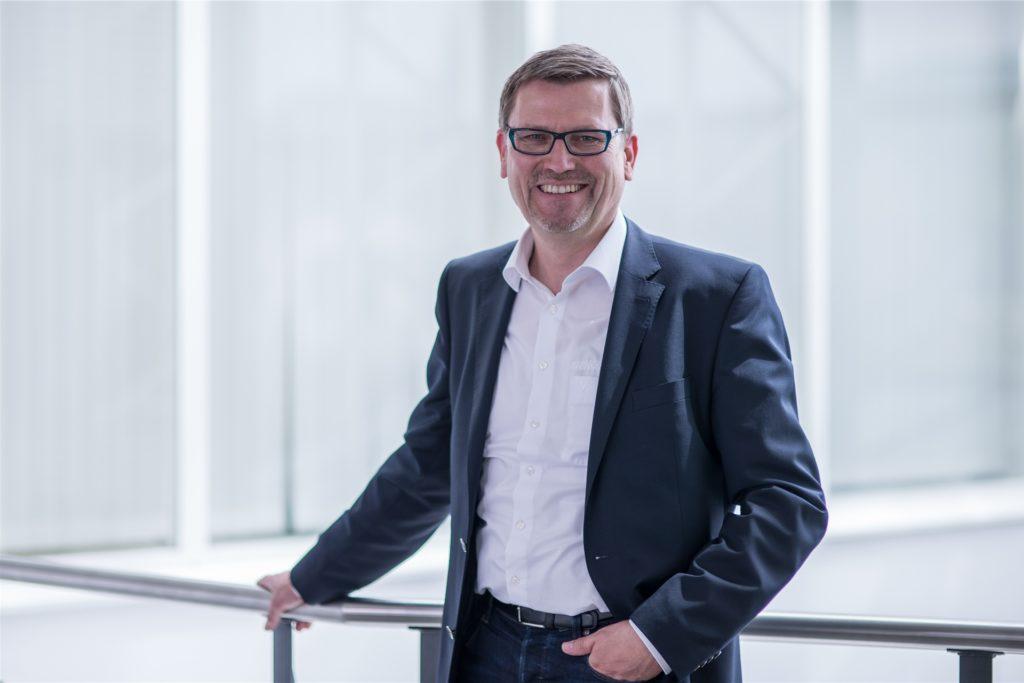 Heinz Ennen ist Geschäftsführer der Swisslog GmbH in Dortmund.