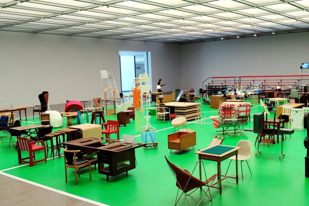 Die Martin-Kippenberger-Schau im Folkwang-Museum Essen ist ab kommenden Donnerstag (11. März) zu sehen.