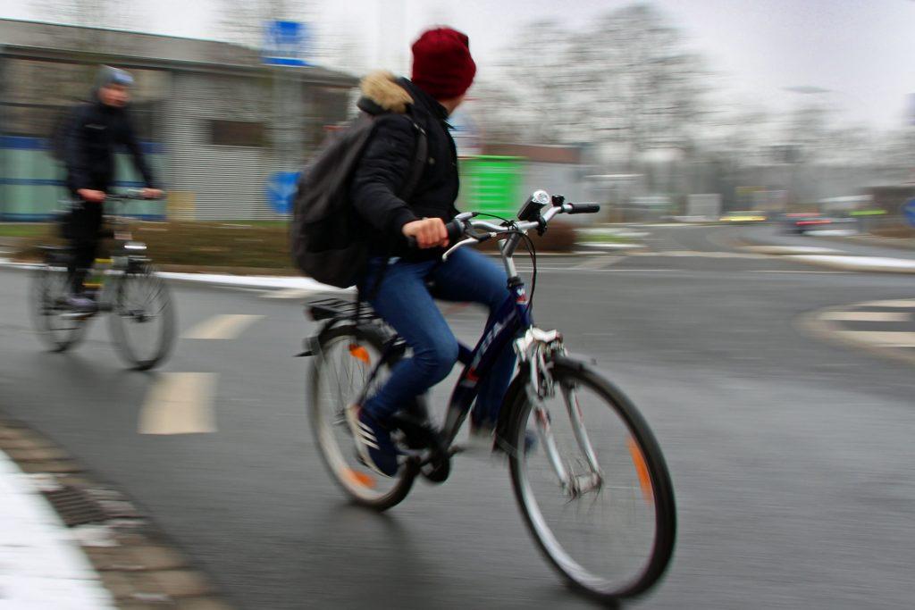 Auch Radfahrer waren in Werne 2020 sicherer unterwegs als noch 2019 - zumindest gemessen an der Zahl der gemeldeten Unfälle.